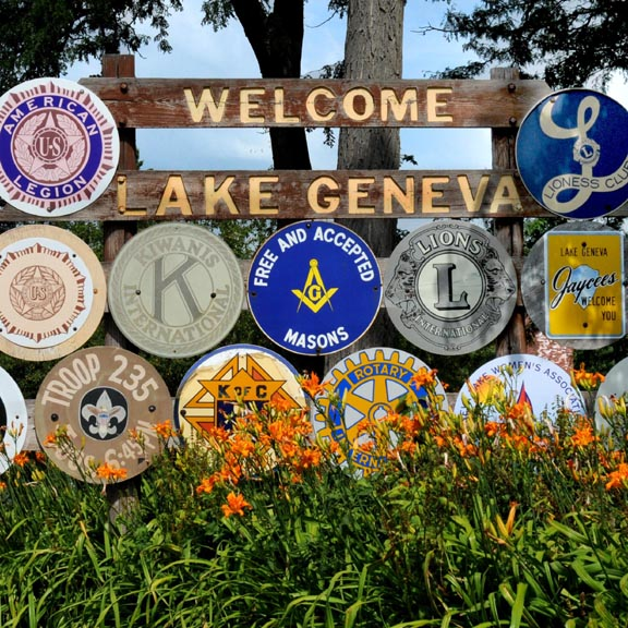 LAKE GENEVA – WISCONSIN