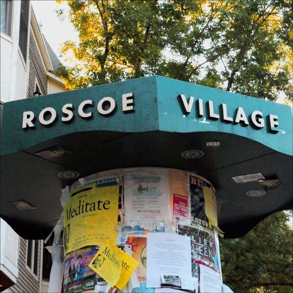 ROSCOE VILLAGE – CHICAGO