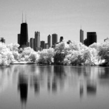 CHICAGO INFRARED PHOTOGRAPHY